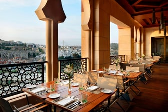 Marriott Constantine Restaurant