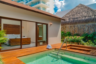 Cabana Guest Room Ocean Access Pool
