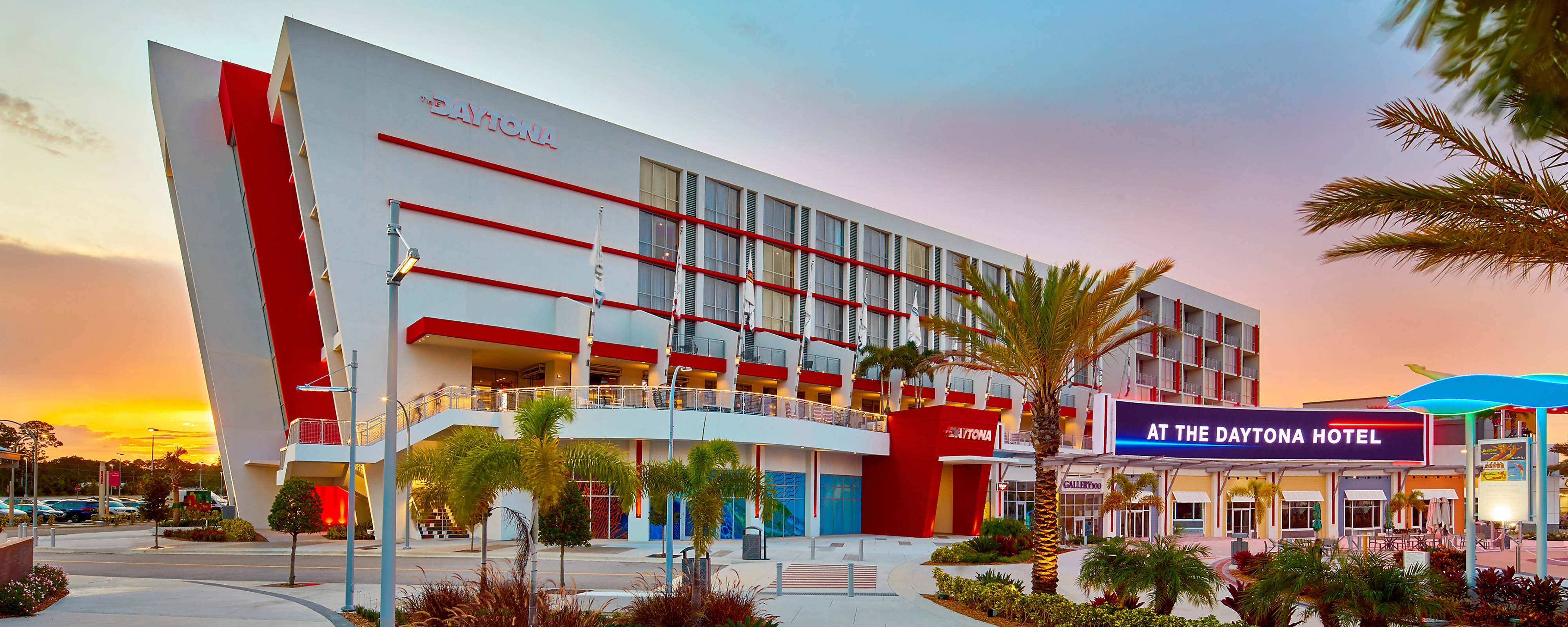 Boutique Hotel In Daytona Beach The