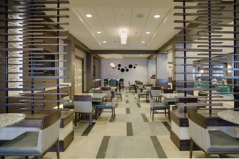 Hotel Dining seating