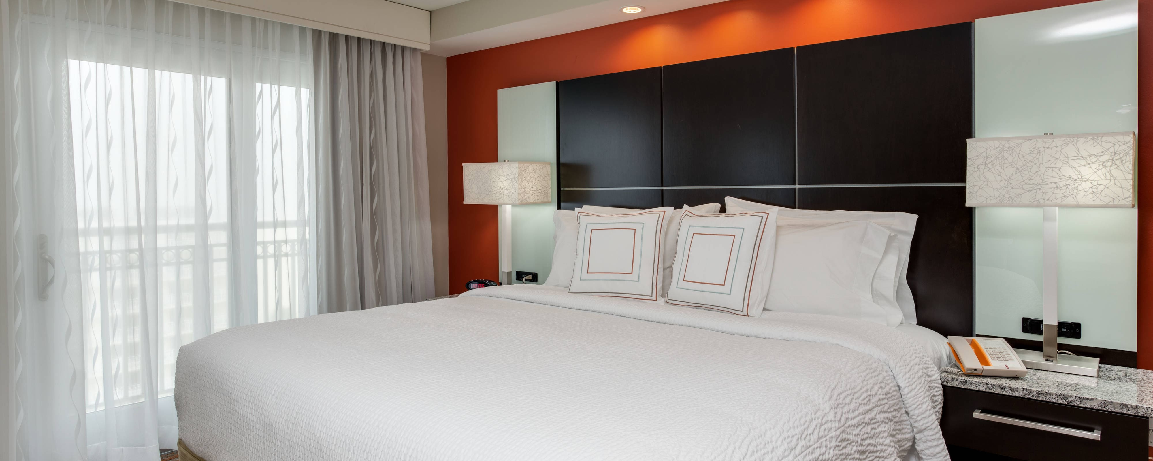 Beautifully appointed King bedded suite
