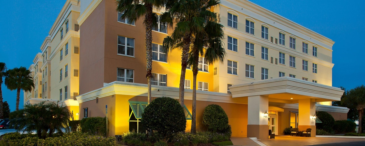 Suites in Daytona Beach Exterior