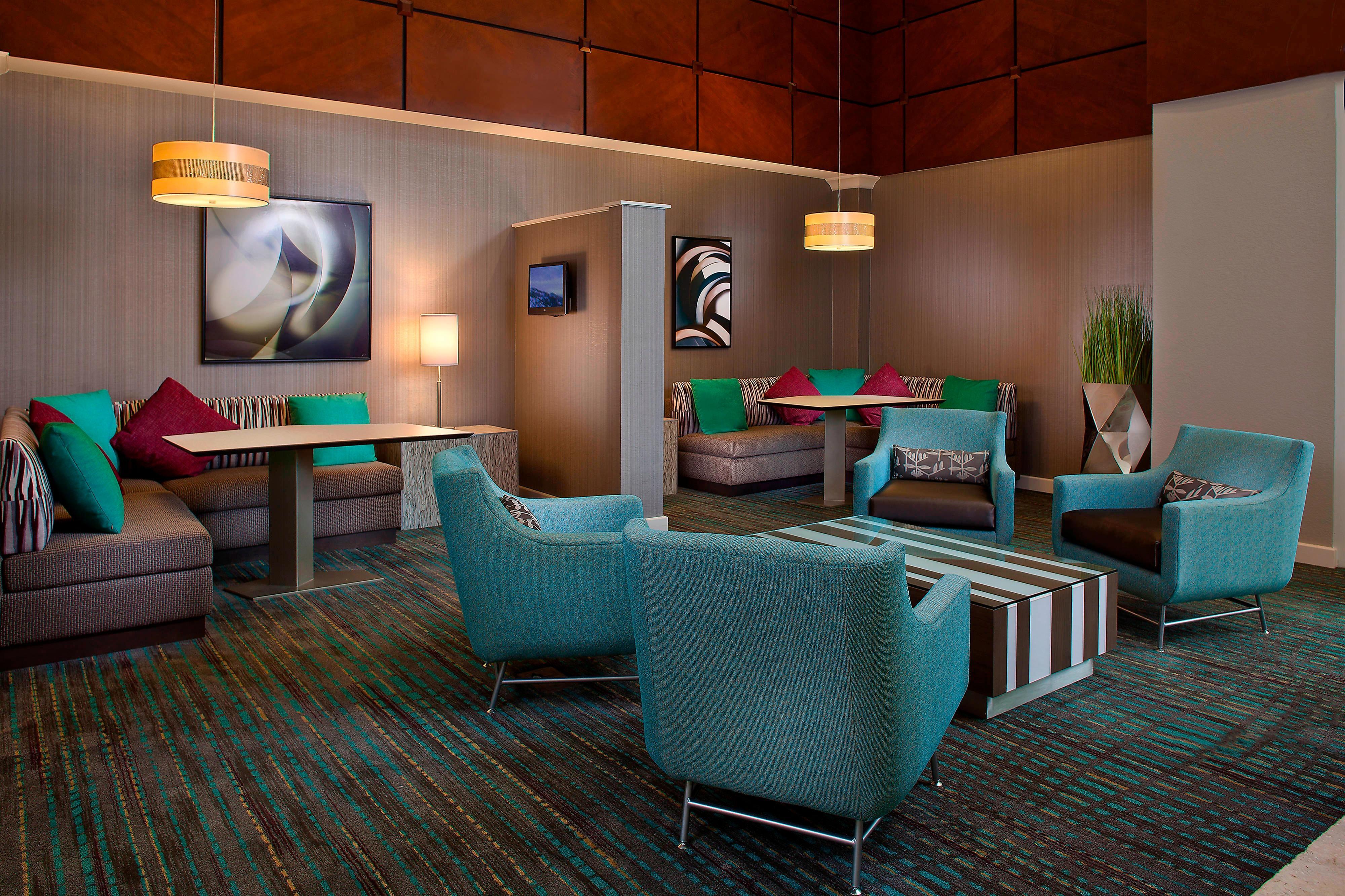 Daytona Hotel Lobby