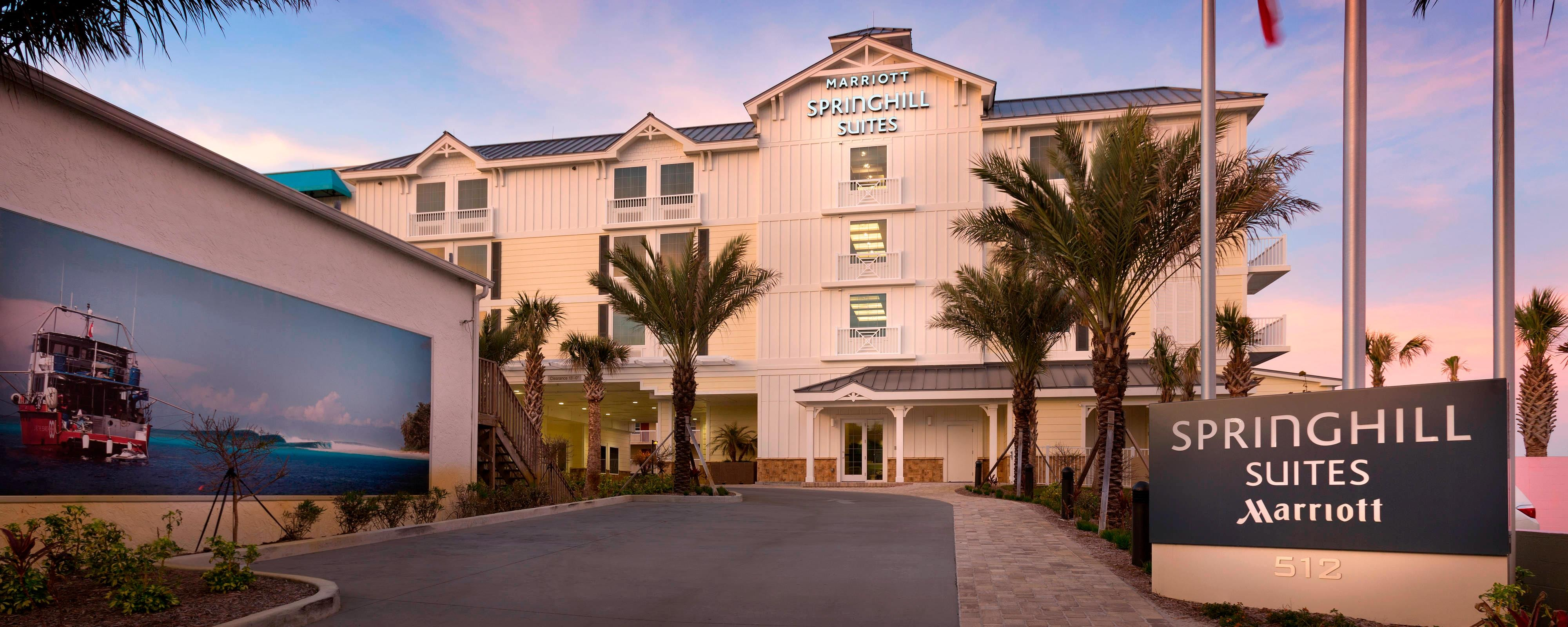 SpringHill Suites New Smyrna Beach: Suite Hotel in New Smyrna Beach