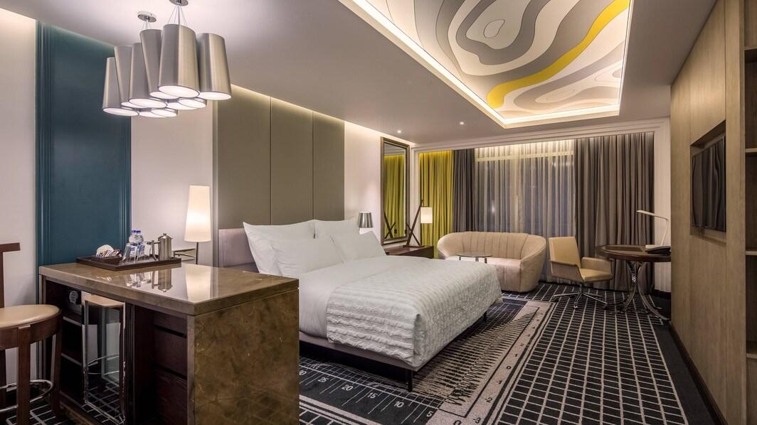 Deluxe Room Guest Room