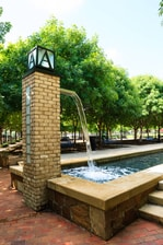 Fuente del Addison Circle