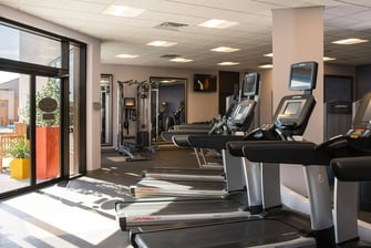 Hotel in Dallas Fitness Center