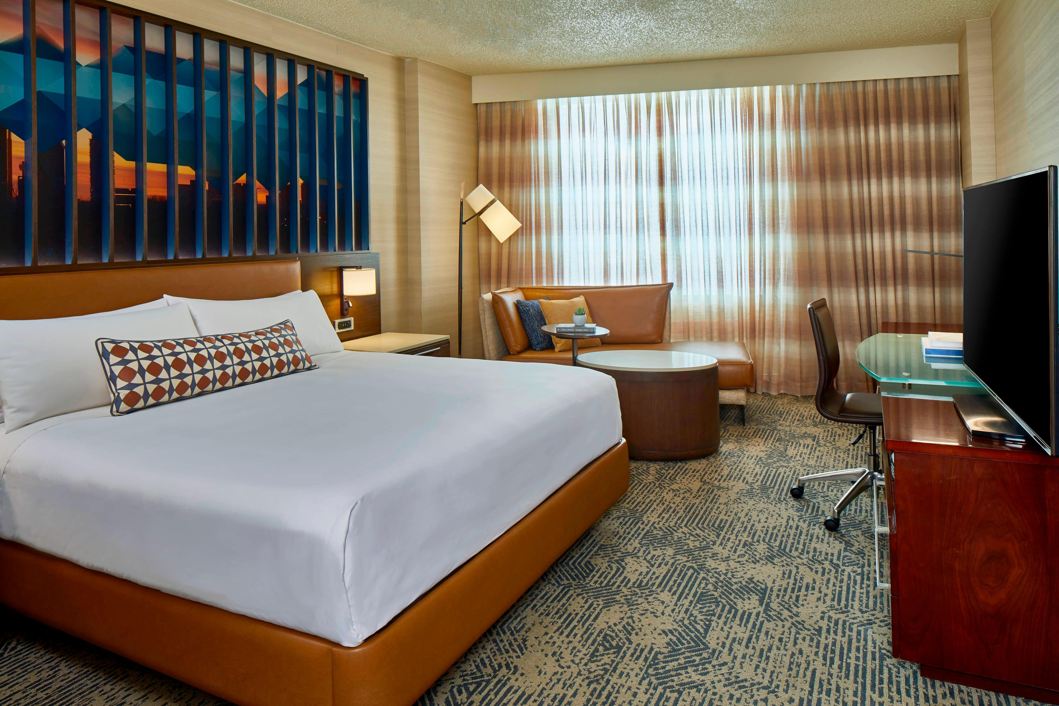 King Club Level Guest Room