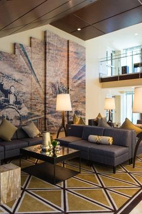 Dallas Hotel Meeting Space Lobby