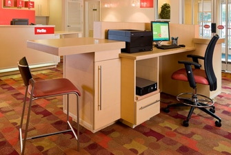 Extended Stay Hotel in Texas