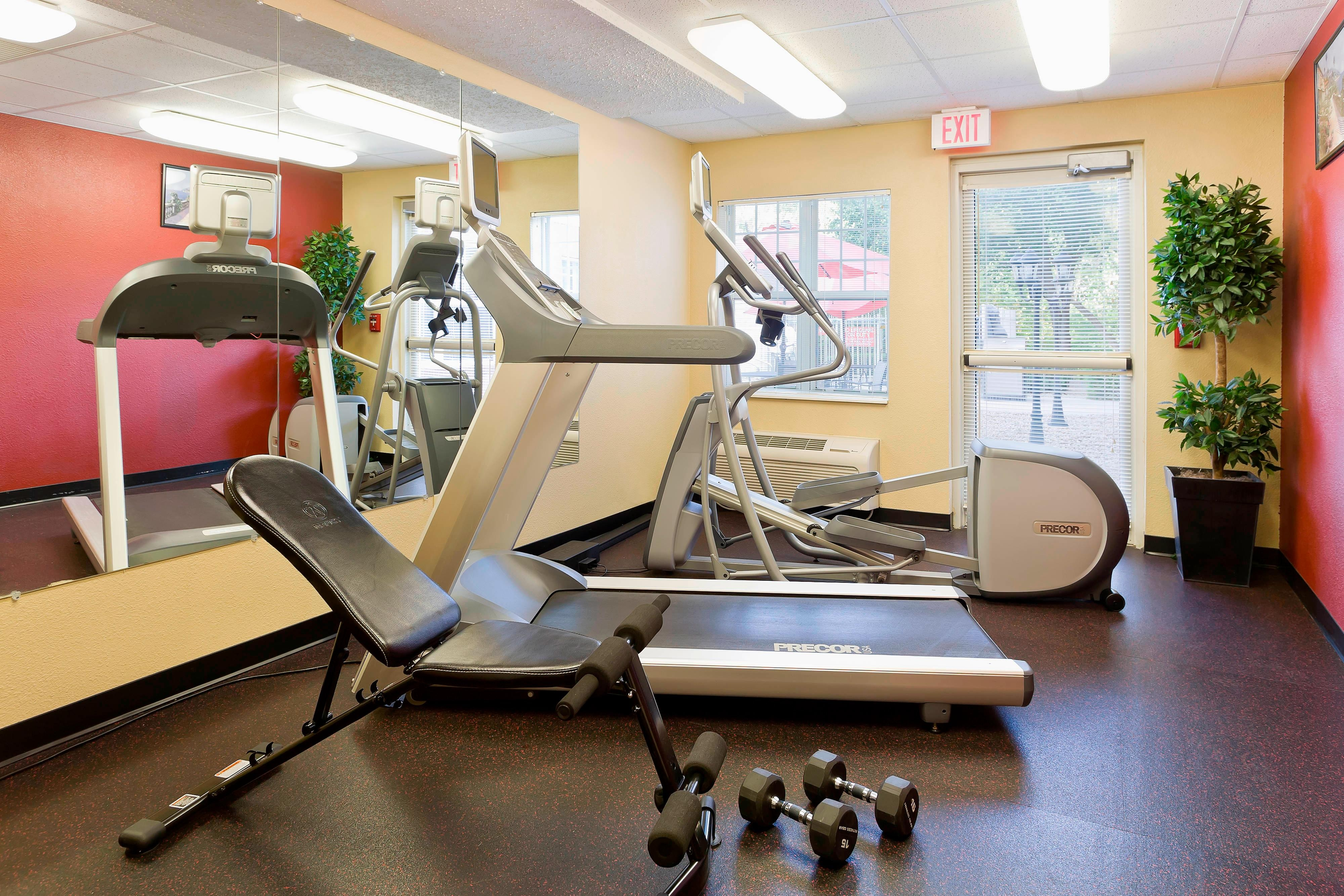 Bedford Hotel with Fitness Center