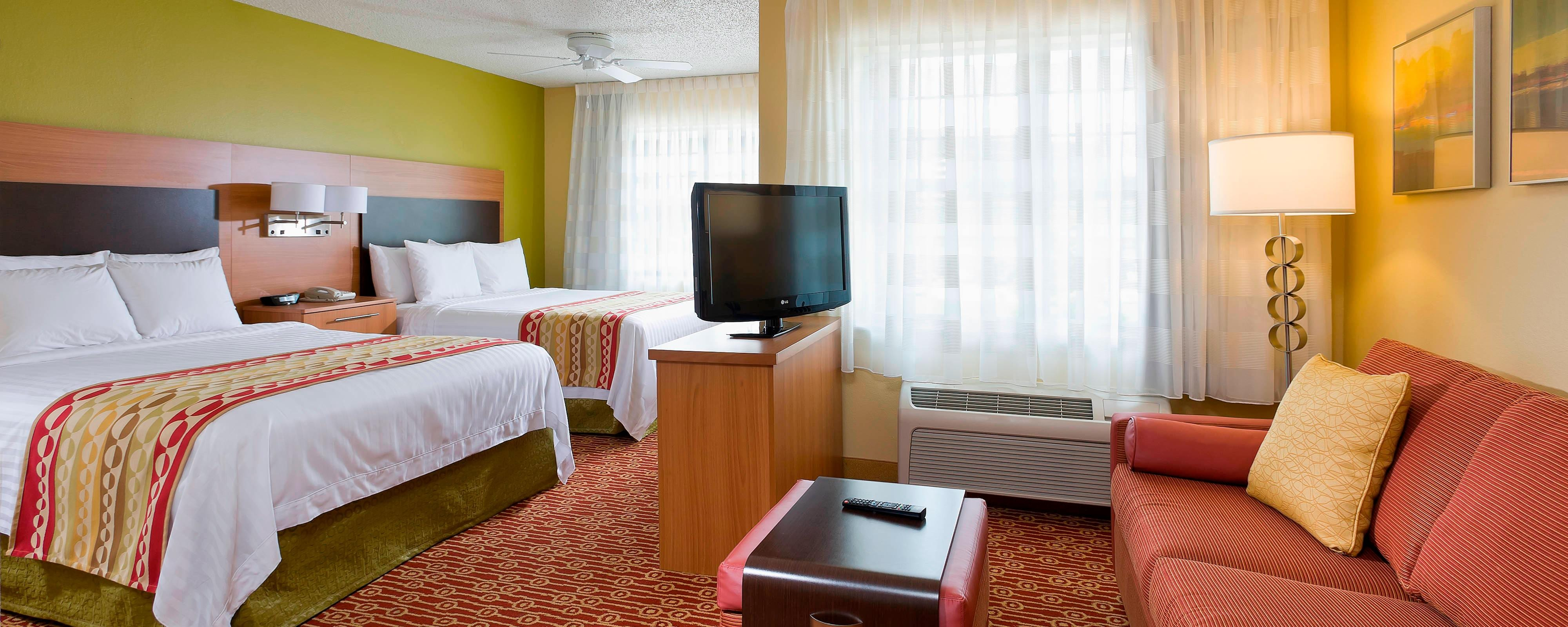 Bedford Texas Extended Stay Hotel