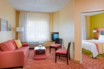 Extended Stay Hotel in Bedford