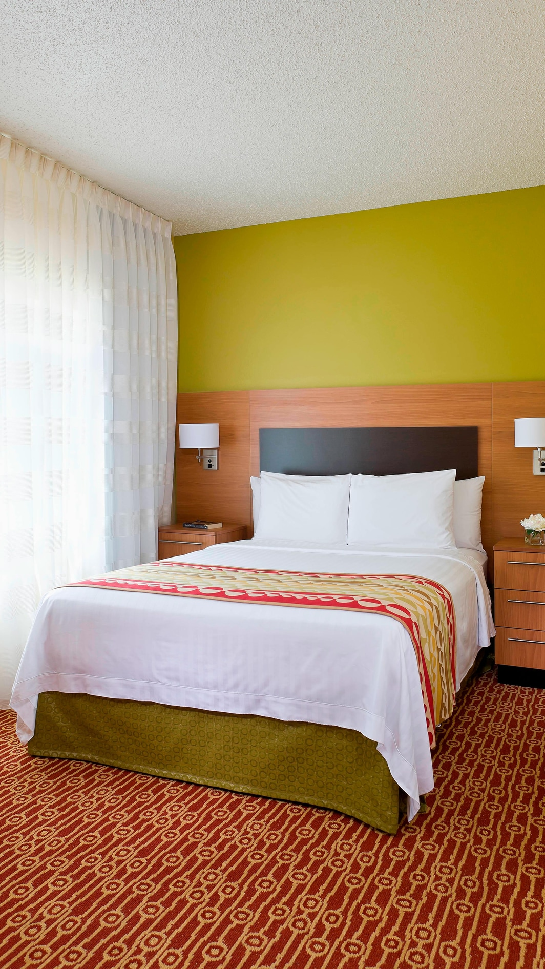 Bedford Texas Hotel Guest Room