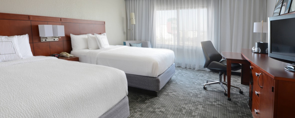 Dallas Hotels near SMU and Highland Park | Courtyard Dallas