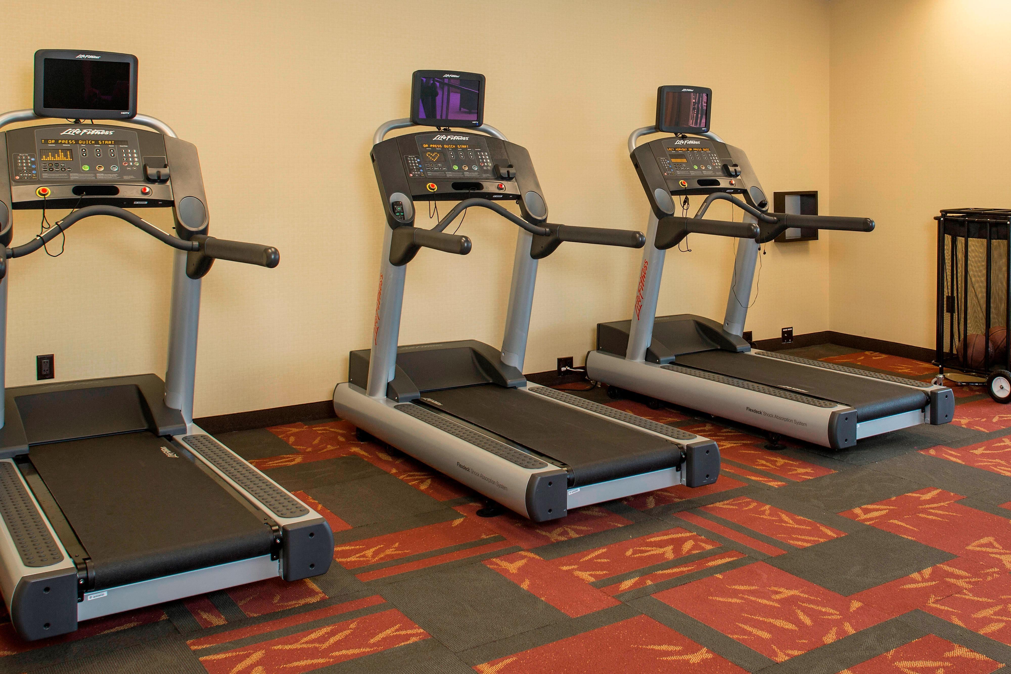 Midlothian hotel fitness center