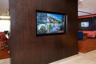 Midlothian Hotel Informational Interactive GoBoard