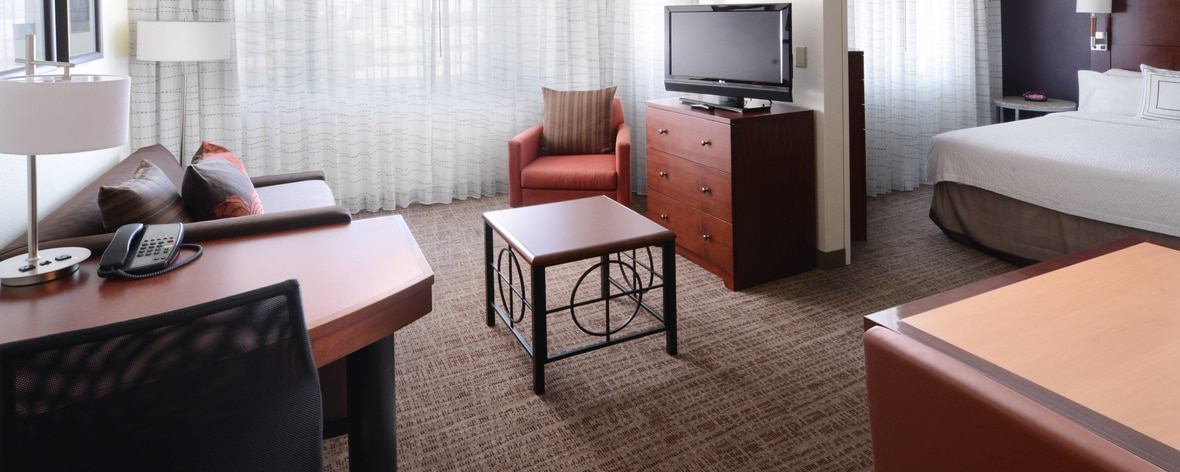 Suite recientemente renovada en Dallas, TX