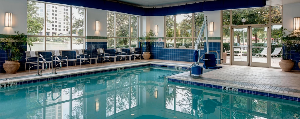 Irving, TX Hotel with Indoor Pool - Fitness Center | Dallas Marriott ...
