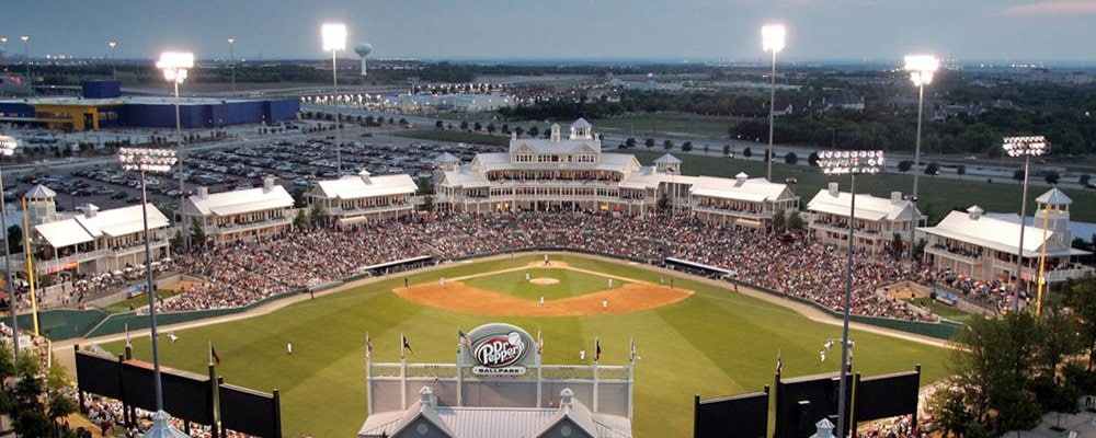 Dr. Pepper Ballpark/Frisco RoughRiders