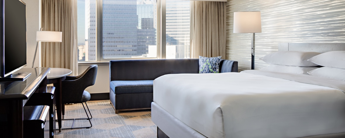 Downtown Dallas TX Hotel - Deep Ellum | Sheraton Dallas Hotel