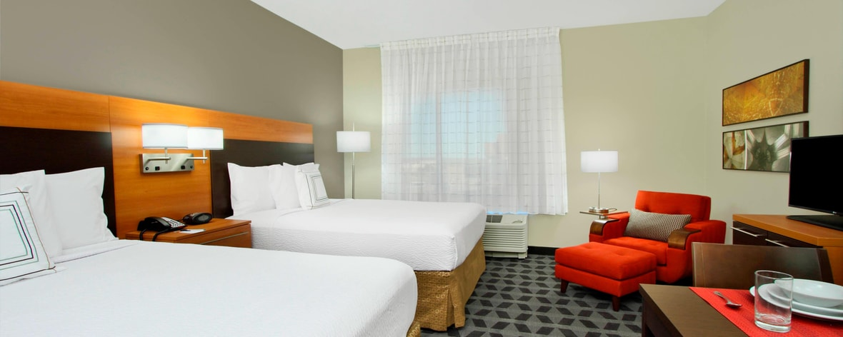 Extended Stay Hotels Mckinney