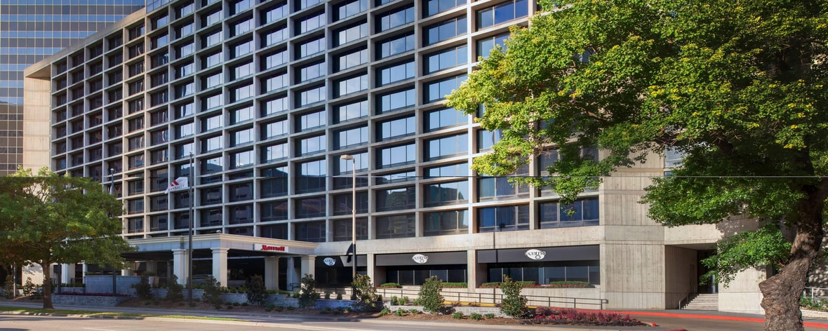 4-Star Hotel Downtown Dallas - Arts District | Dallas Marriott Downtown