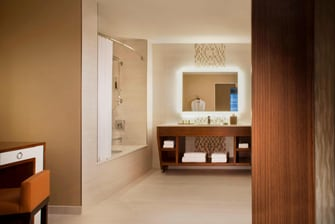 Double Guest Room Bath