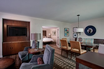 Deluxe Suite, 1 King Bed at Gaylord Texan