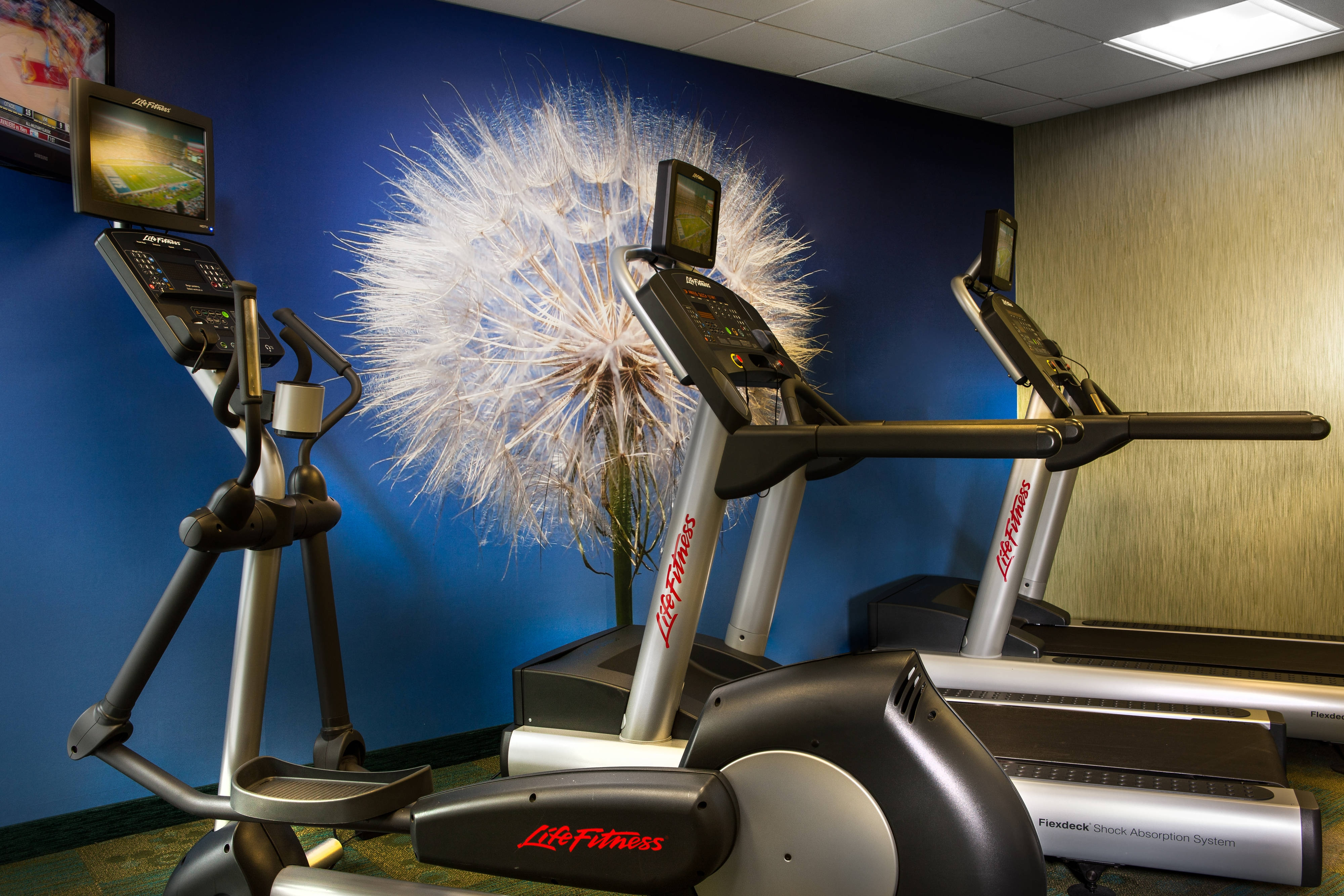 Fitness Center Hotels Grapevine Texas