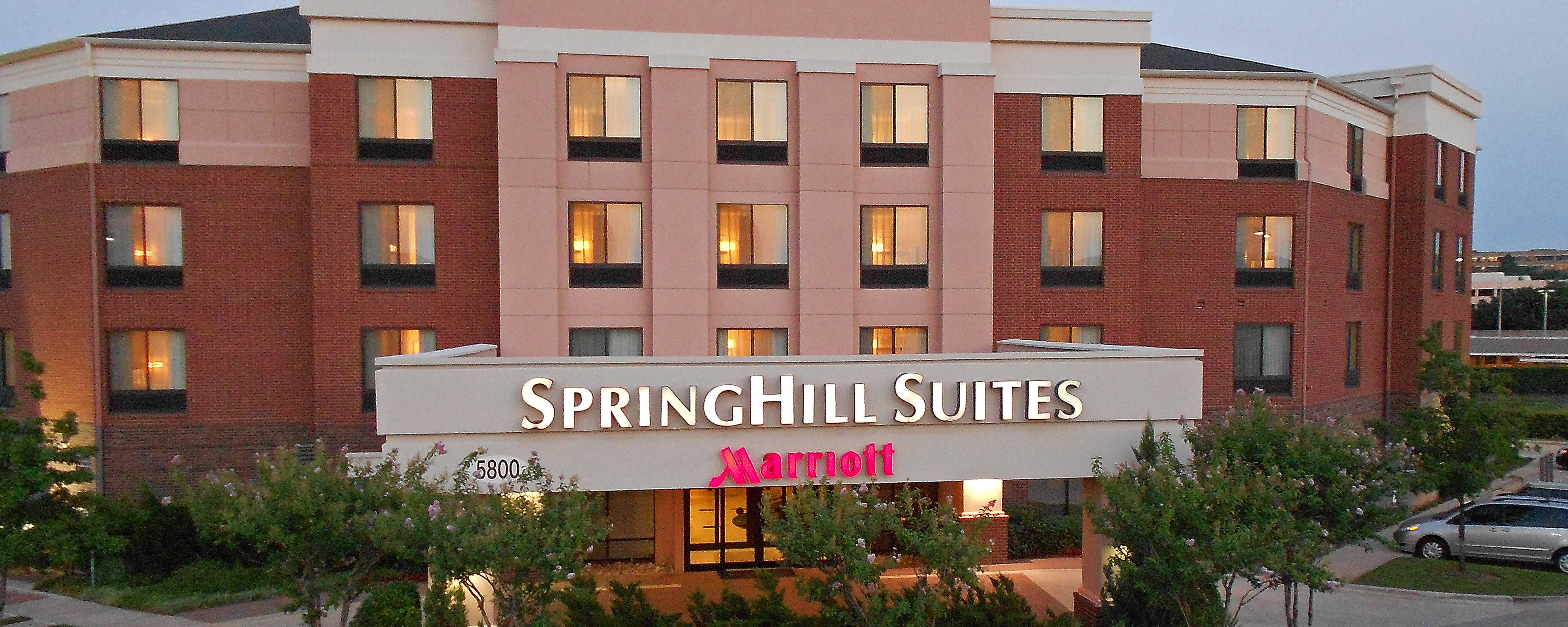 Dallas Airport Hotels >> Dfw Airport Hotels Springhill Suites Dallas Dfw Airport East Las