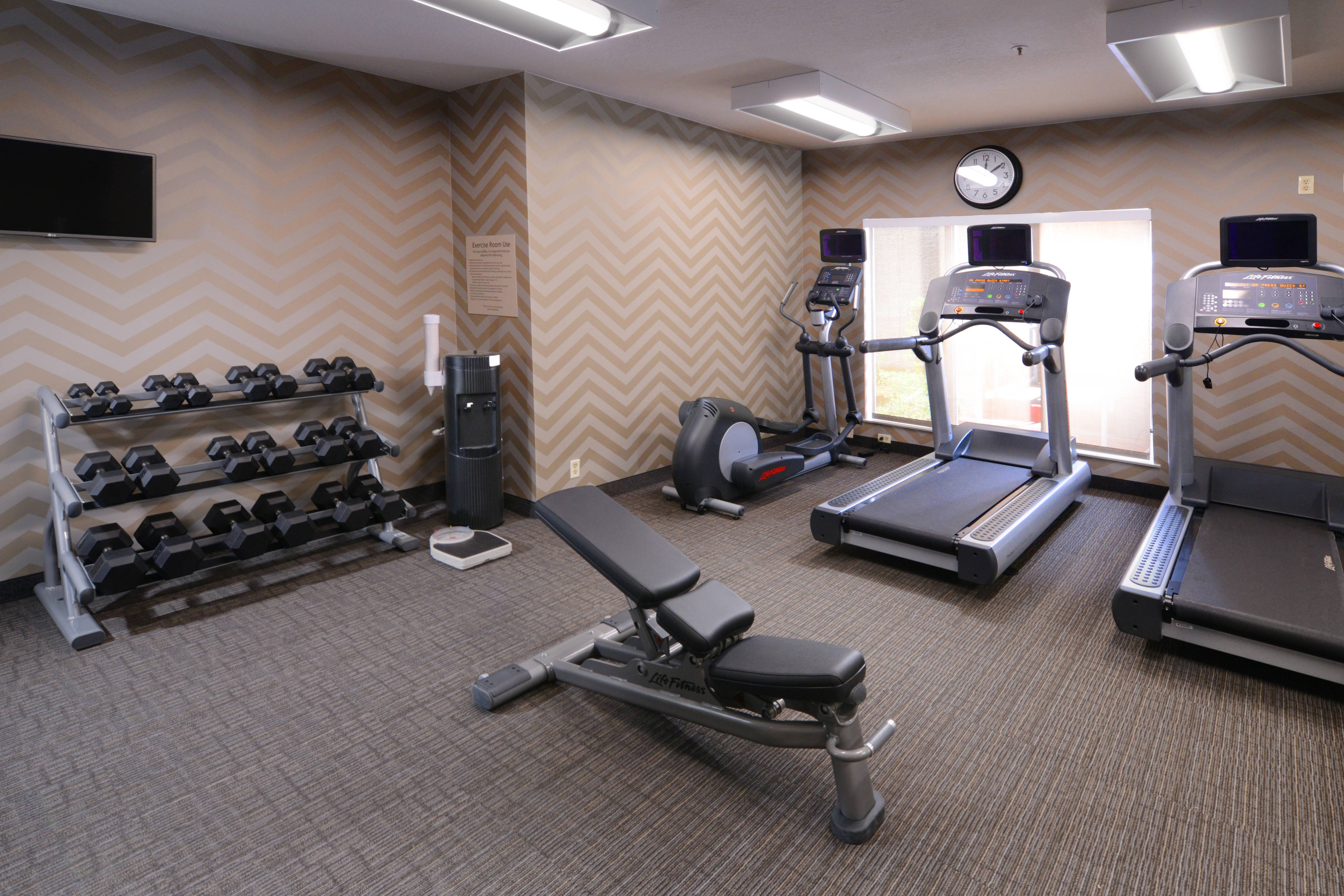 Gimnasio en Dallas, TX