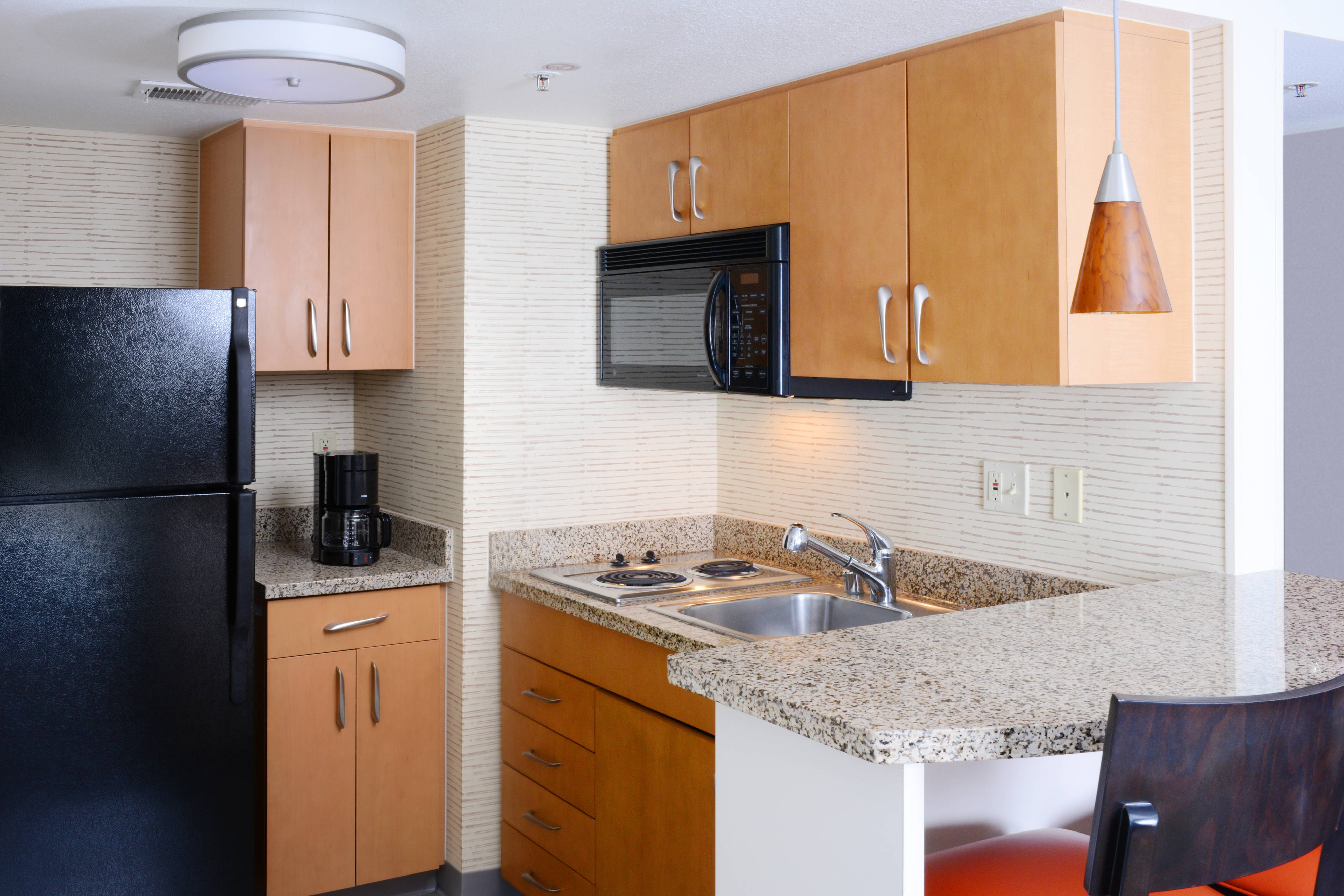 Dallas, TX Suite Kitchen