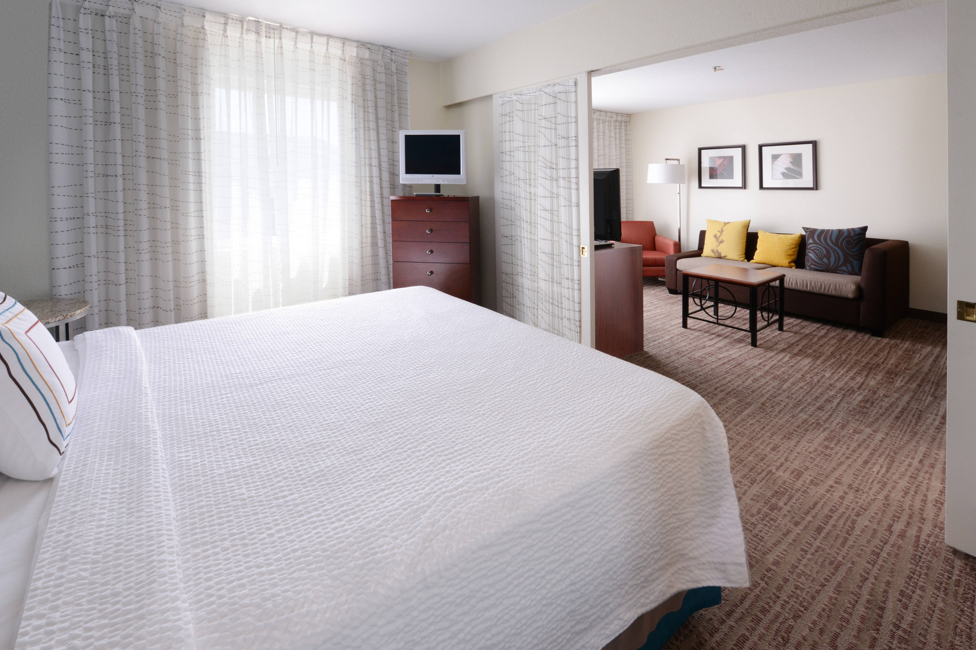 Suite de un dormitorio en Dallas, TX