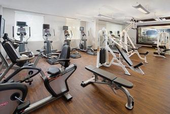 Dallas Hotel Fitness Center