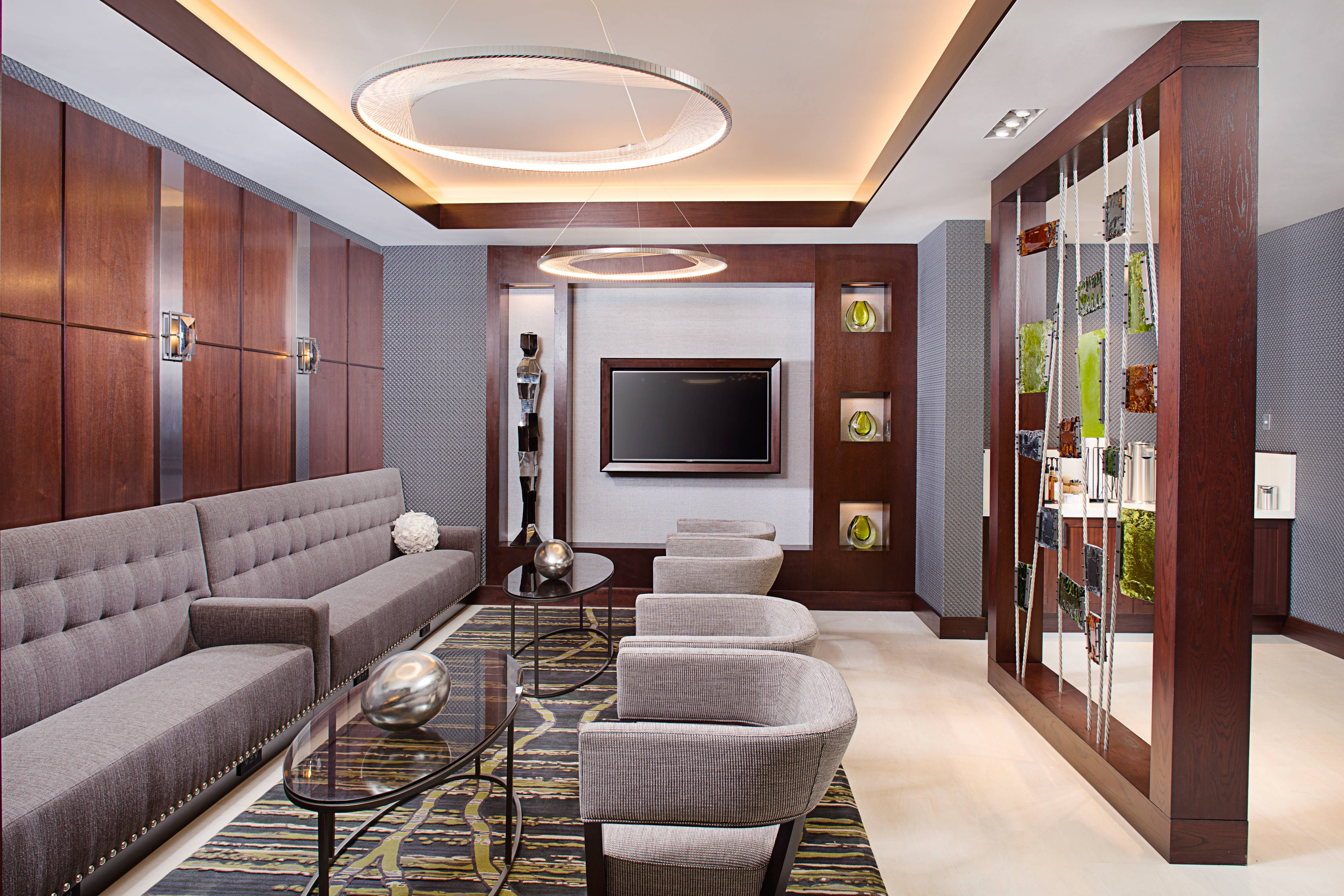 lounge del Concierge en Dallas
