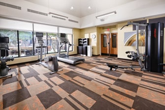 Richardson Hotel Fitness Center