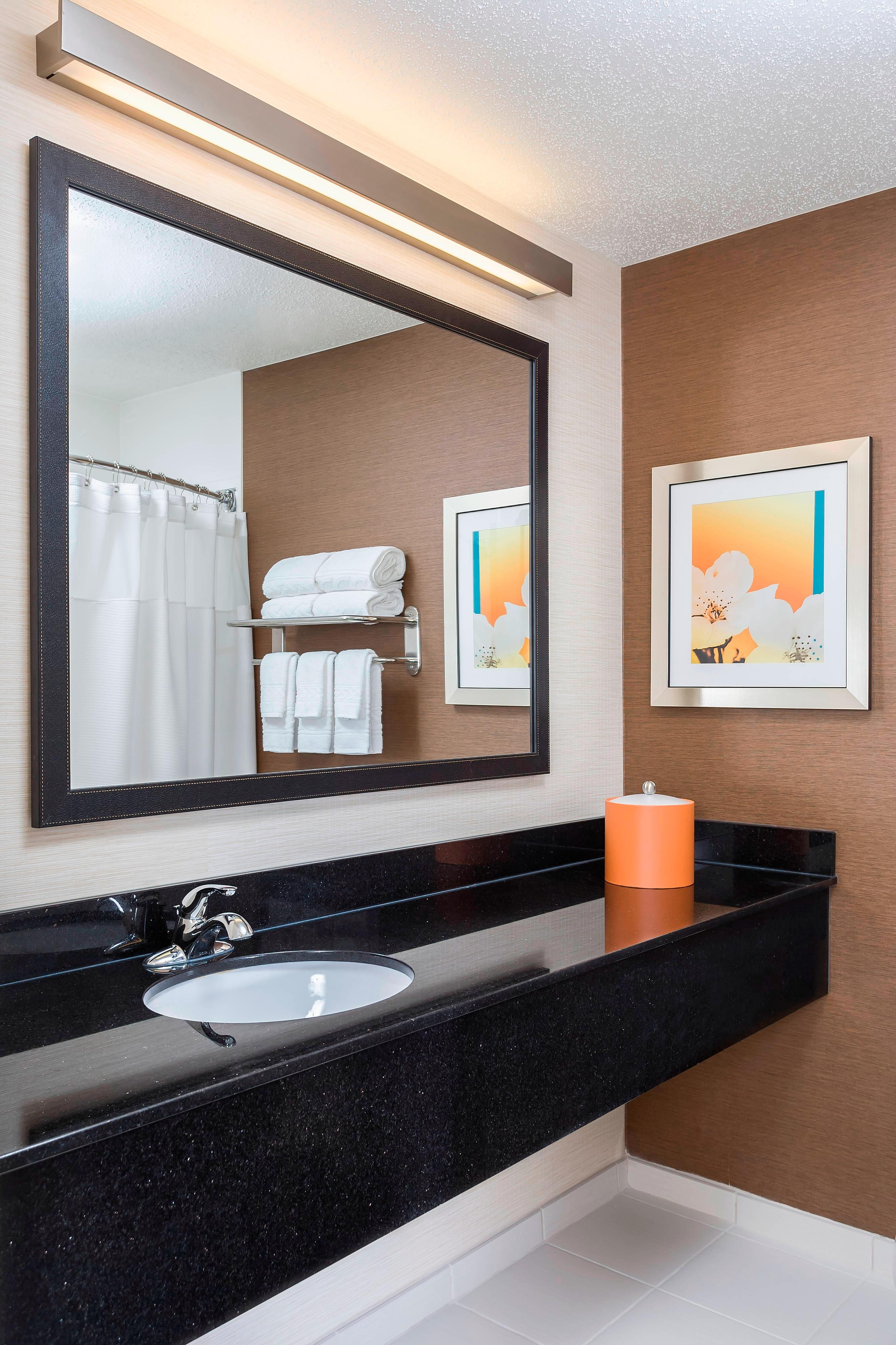 Habitaciones del Fairfield Inn & Suites Dallas Park Central