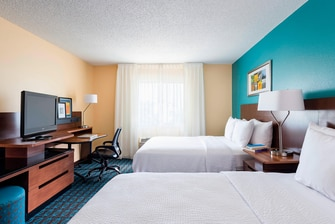 North Dallas TX Hotel Rooms