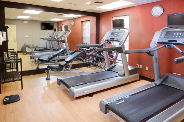 Residence Inn Plano Exercise Room