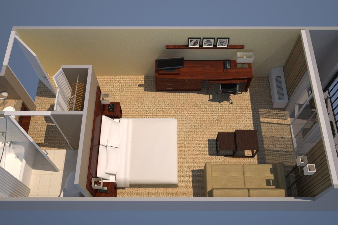 Habitación King Ejecutiva