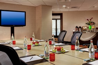 Blue Print Meeting Room