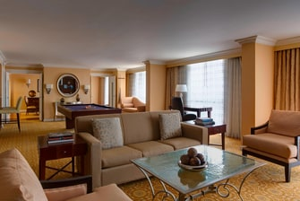 Dallas Galleria Hotel Presidential Suite