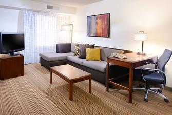 Residence Inn Richardson Suite