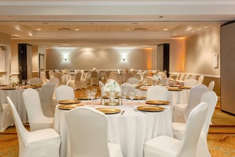 Ballroom Banquet Seating