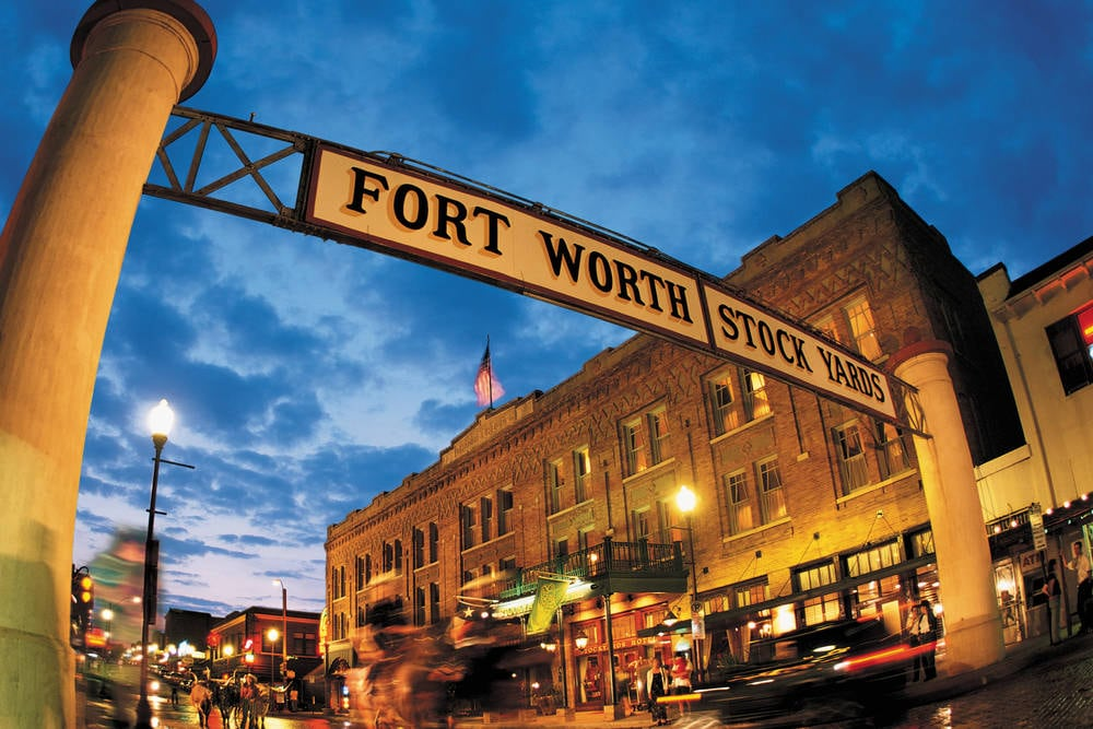 Historic Stockyards
