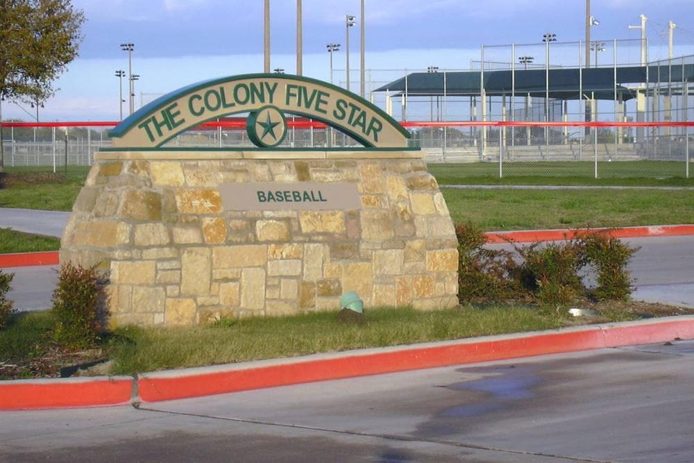 The Colony Five Star Complex