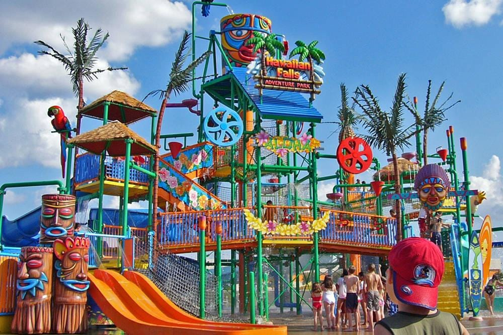Hawaiian Falls