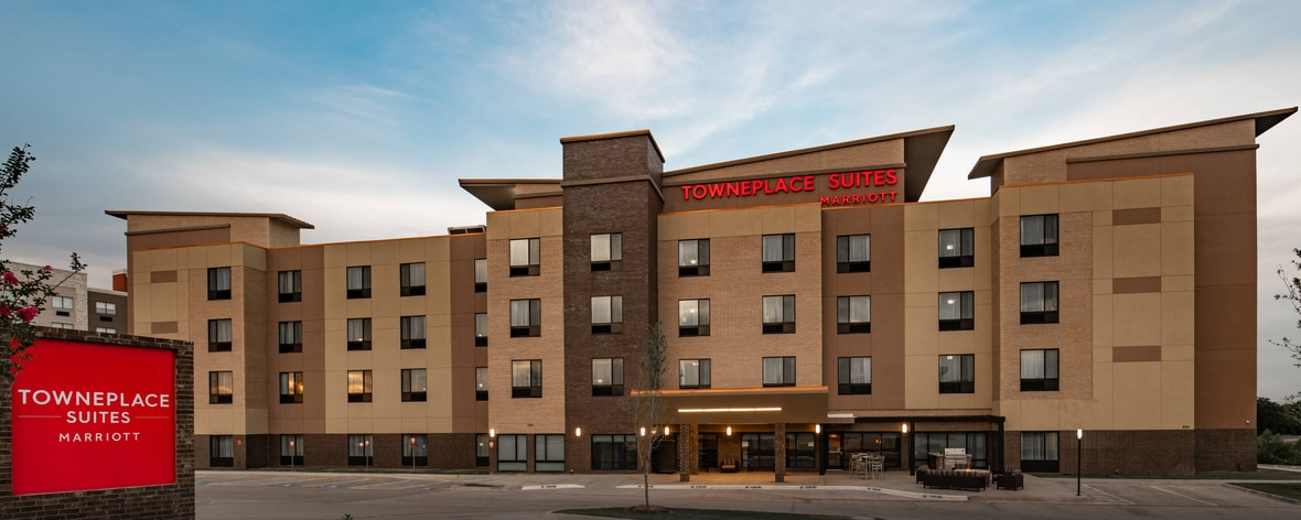 Long-Term Hotel in Mesquite | TownePlace Suites Dallas Mesquite