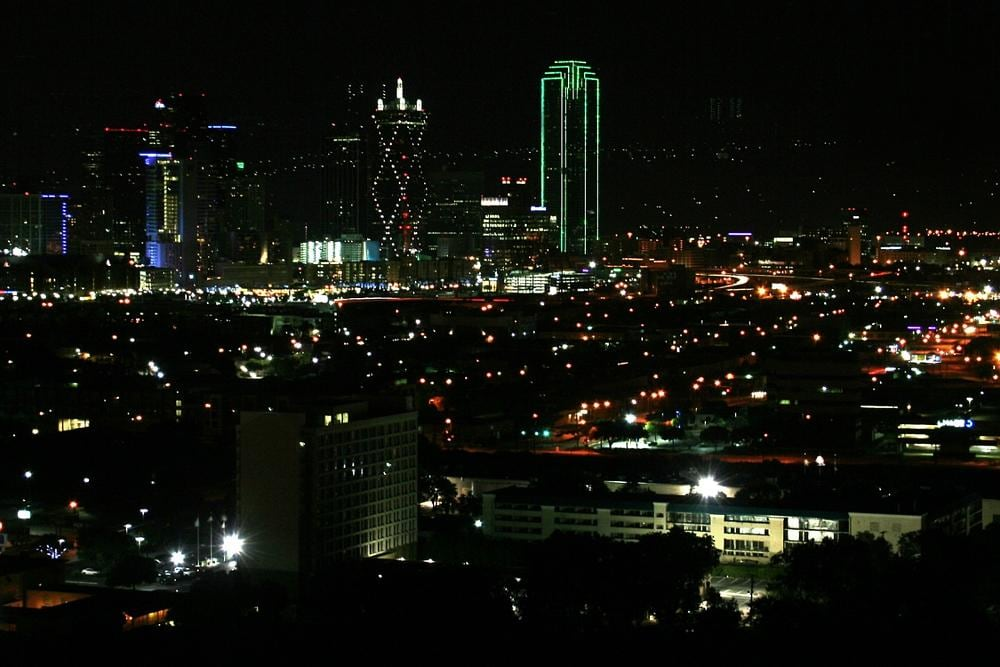 Dallas Texas Nightlife